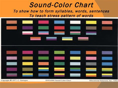 sound in color silent way