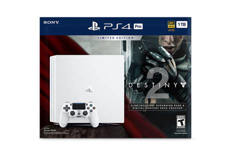 Destiny Ps4 Console by Limited Edition Destiny 2 Ps4 Pro Bundle Comes With New
