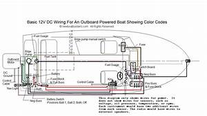 545599 Electric Boat Wiring Diagram