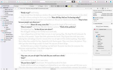 Scrivener Review The Writer Cookbook