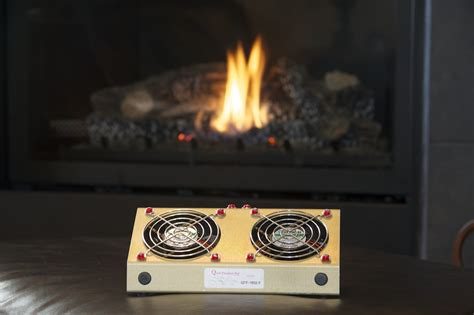 Fireplace Blowers For Wood Fireplaces Spitfire Tube