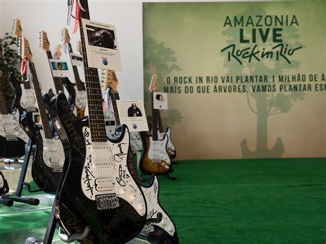 Rock in Rio: Guitarras por um mundo melhor! | Arte Sonora