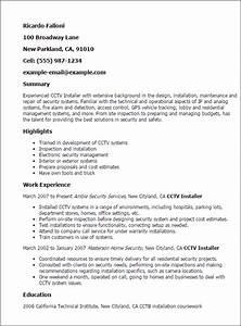 test proctor cover letter - fire alarm technician cover letter