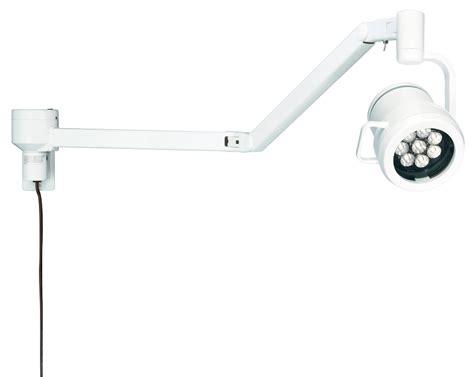 illumination 500 led wall mount diagnostic