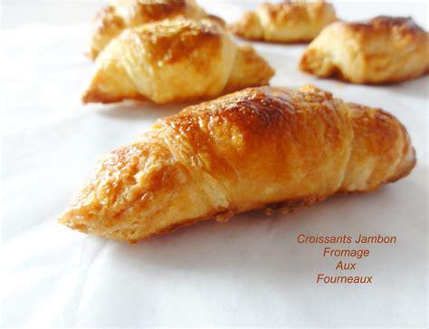croissants jambon fromage sans b 233 chamel aux fourneaux