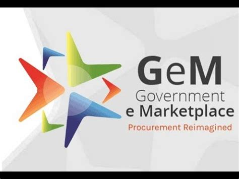E Marketing - gem government e marketing registraion