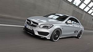 Mercedes Benz CLA 250 Tuned By VATH To 265 HP