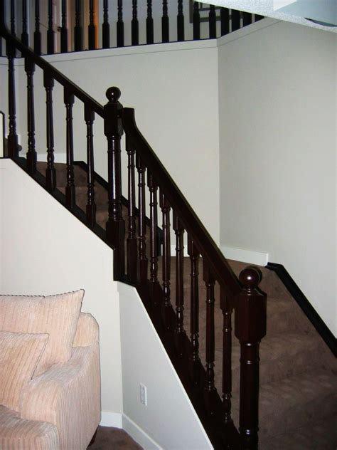 Banister Railing Parts by Pin By Mountain Laurel Handrails On Banisters Oak Stairs