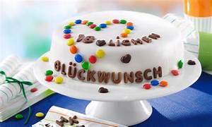 Torte Für Geburtstag : schnelle geburtstagstorte rezept dr oetker ~ Frokenaadalensverden.com Haus und Dekorationen