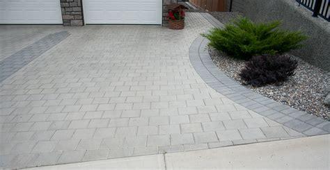 pavement for driveway paving stones alberto s exterior decorating ltd