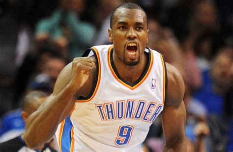 Serge Ibaka To Win Defensive Player Of The Year