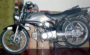 Arul Life Journey  Modifikasi Honda Win100