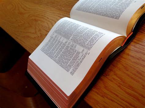 Cambridge Kjv Concord Wide-margin Bible, Black Goatskin