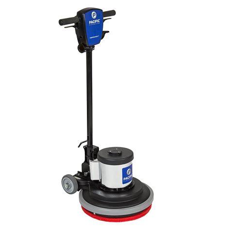 pacific floorcare   fm hd rotary floor buffer