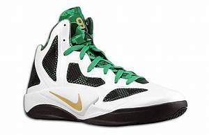 Nike Zoom Hyperfuse 2011 Home PE 'Rajon Rondo' & 'Russell ...