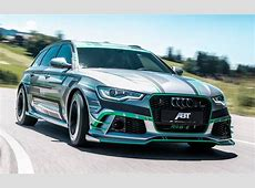 German tuner Abt unleashes 1,000bhp+ Audi RS6 Avant