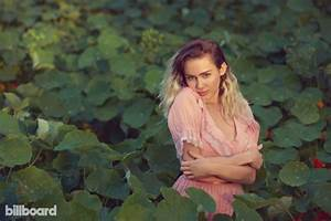Miley Cyrus Looks Bohemian Chic in Billboard Magazine