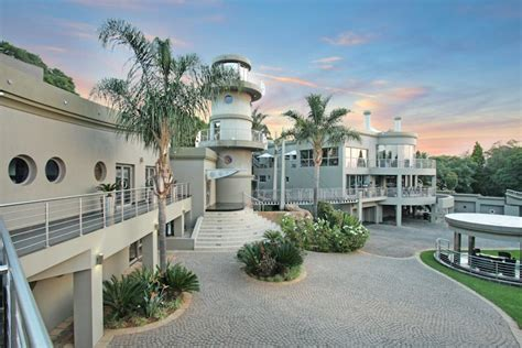 magnificent palatial mansion  bedfordview south africa