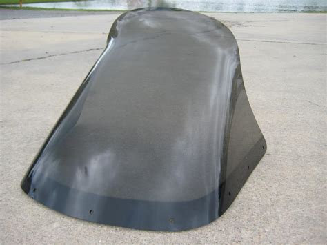 Plastic Boat Windshield Replacement by Custom Mold Tint Inc How To Get A Replacement Windshield