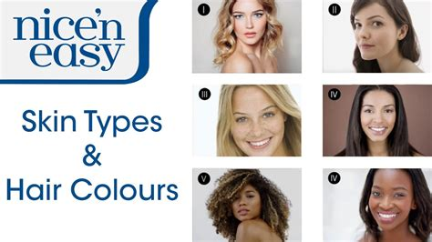 Hair Color Types by How To Find The Best Hair Colour For Your Skin Tone