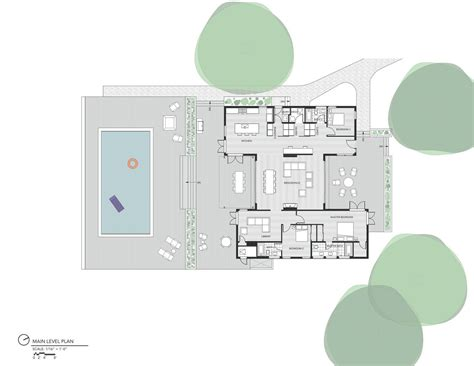 blueprint for houses floor plan the breezehouse in healdsburg california by