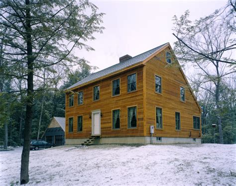 Suitable Colors For Saltbox House Style