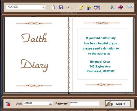 home design alternatives faith diary 1 0