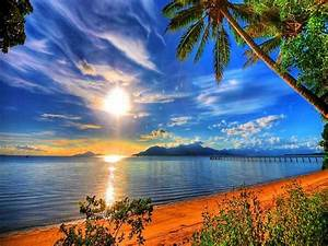 Peaceful Nature Sunrise Wallpapers – WeNeedFun