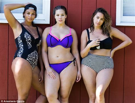 Ashley Graham reveals she used to think she was 'fat and