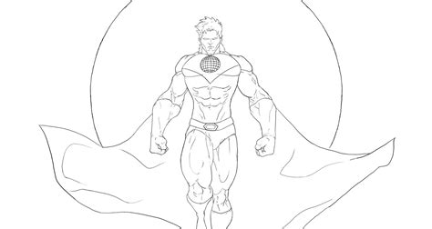 captain planet coloring pages   print