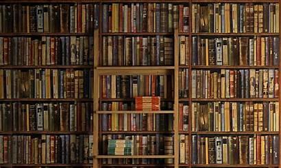 Library Bookshelves Bookcase Resolution Vertical Picswallpaper
