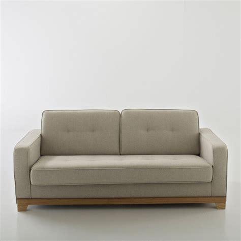 redoute canape canapé fixe ou convertible ajis la redoute interieurs