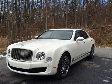 White Bentley by White Bentley Mulsanne Reliance Ny