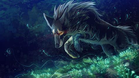 Animal Magic Wallpaper - loups page 5