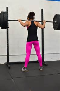 CrossFit Back Squat