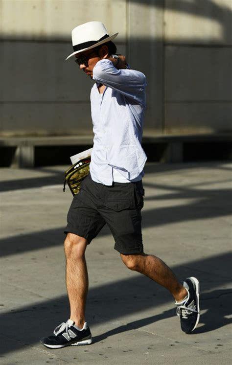 Summer Look With New Balance | Mens Fashion Magazine