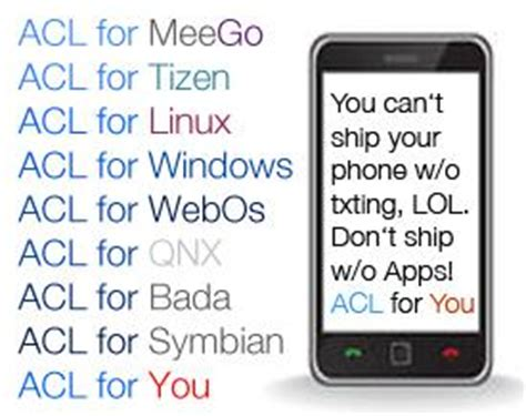 develop android apps deploy on meego tizen webos ubuntu and more