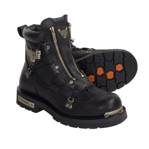 motorcycle shoes with lights harley davidson brake light motorcycle boots for men
