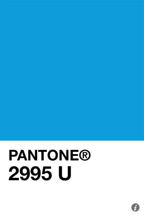 Pantone 2995 U   3/2014 Pantone 2995 U   Pinterest   Pantone
