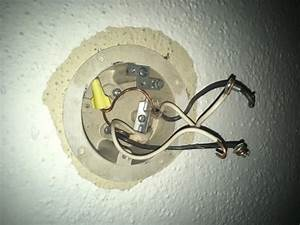 Pull Chain Light Fixture Wiring Mismatch