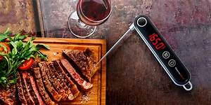 5 Best Meat Thermometers Reviews Of 2019
