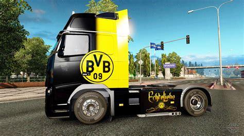 See more of bvb2 on facebook. BvB skin für Volvo-LKW für Euro Truck Simulator 2