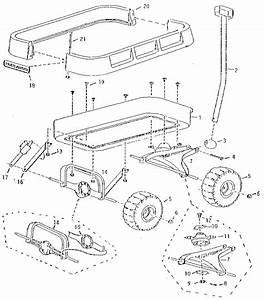 Radio Flyer Wagon Parts