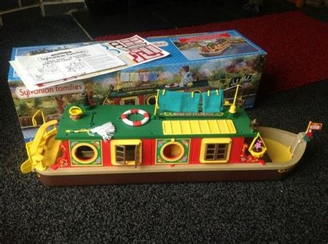 Sylvanian Families Canal Boat by Sylvanian Families Canal Boat Excellent Condition
