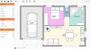 plan de maison et plan d39appartement gratuit logiciel With logiciel plan appartement gratuit