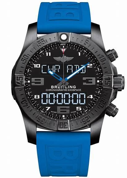 Breitling Uhren Professional Galli Emergency Mission Night