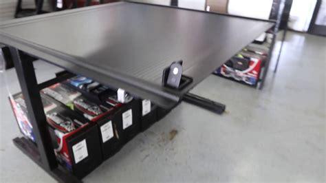 tonneau retrax vs bed lock truck covers roll