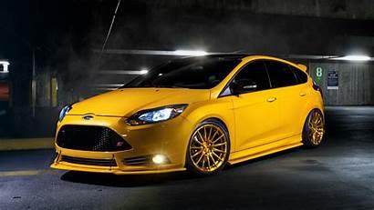 Focus Ford Rs Compact 4k Scream Tangerine