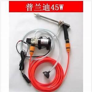 Kit Lavage Voiture : acheter dispositif de lavage de voiture lectrique portable haute pression machine laver la ~ Dode.kayakingforconservation.com Idées de Décoration
