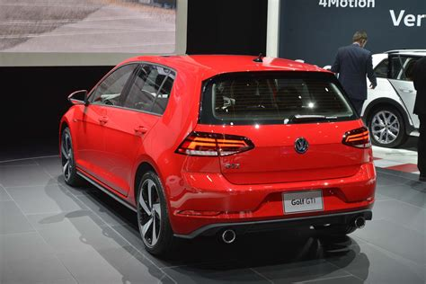 eighth gen volkswagen golf   production summer